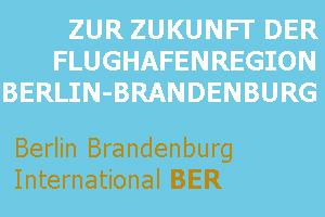 Interview zur Flughafenregion Berlin Brandenburg