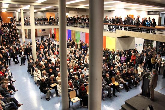 Feierliche Eröffnung am 14.10.2010 ©Mit freundlicher Genehmigung von Thomas Spier/Apollovision