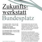 1. Zukunftswerkstatt Bundesplatz