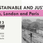 Towards a sustainable and just city region? Looking at Berlin, London and Paris