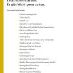 Olympia in Berlin? - Pressemitteilung der Initiativen