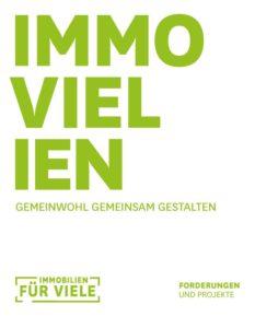 Immovilien - ein Ansatz kooperativer Stadtentwicklung